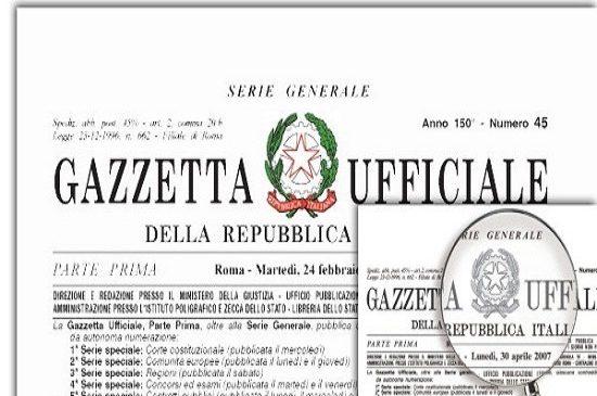 Un taglio netto all' Italia