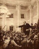 La Rivoluzione d' Ottobre e il totalitarismo Sovietico