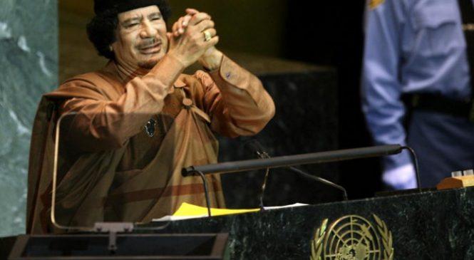 Gheddafi trucidato: gesto liberale?
