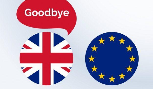 Good bye UK! Good bye UE!