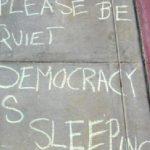 Superare la non democrazia