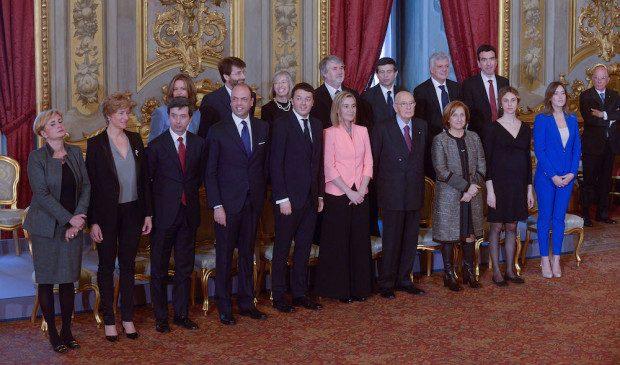 Ecco il Governo Renzi!!!…e adesso?