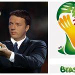 Renzi: dopo l'europee i mondiali!!!