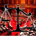 L'immunità per i senatori camaleonti