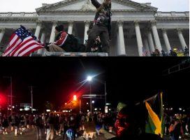 Da Washington a Kenosha attacco alla democrazia