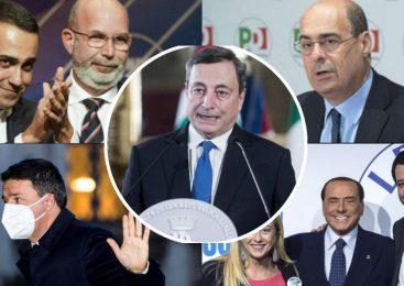 Draghi e i politici di professione